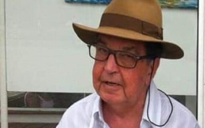 Morre neste sábado o professor e ex-vereador Jacinto Corrêa