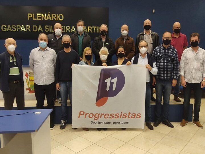 Marcelo Faria Ellwanger é eleito o novo presidente do Progressistas de São Sepé