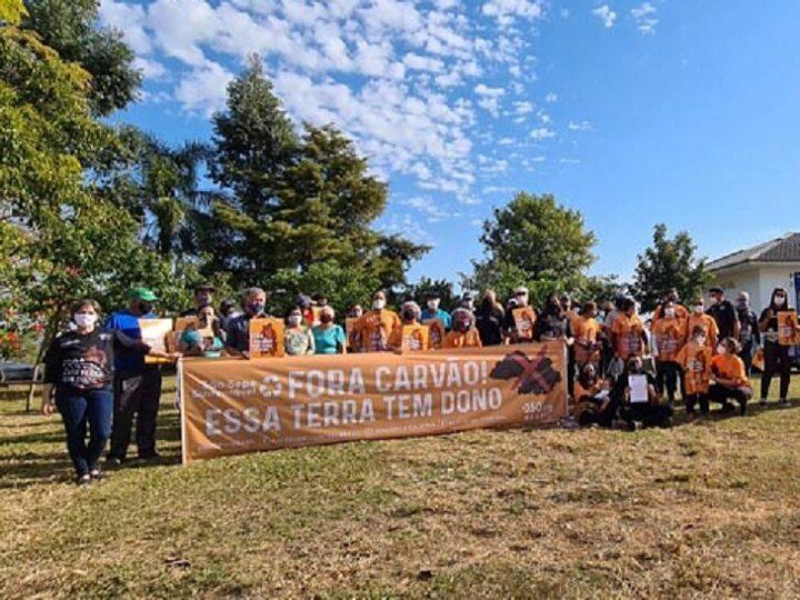 Movimento contra a instalação da mina de carvão em São Sepé retoma atividades