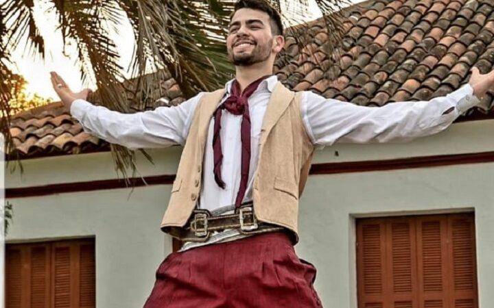 Sepeense Fábio Fonseca vai participar do programa Raízes Gaúchas