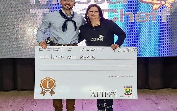 DTG Coxilha dos Índios é o vencedor da primeira edição do Master Tchê Chef