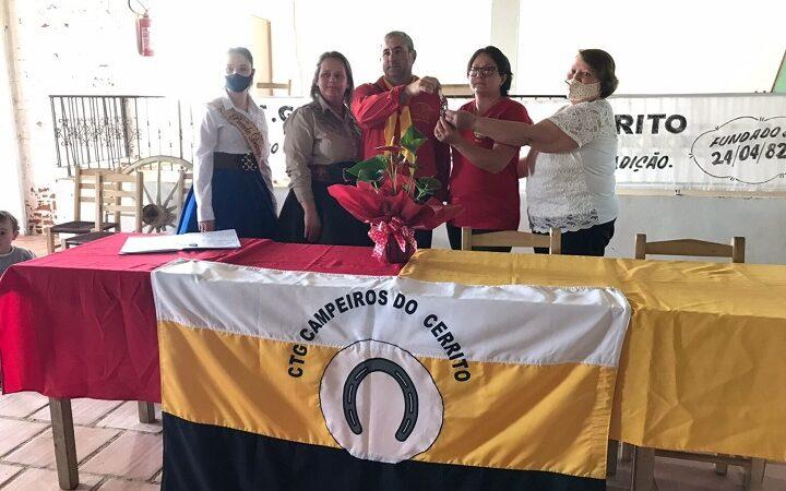 Mulheres Guerreiras: CTG Campeiros do Cerrito elege patronagem 100% feminina