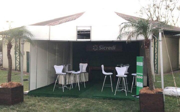 Sicredi marca presença na 46ª Expofeira Regional de São Sepé, Formigueiro e Vila Nova do Sul